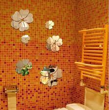 3d althea dreidimensionale acryl spiegel wand aufkleber wohnzimmer schlafzimmer bad decke dekoration