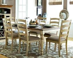 Farm Table Chairs Plans Dining Tables Bench Style Sets Farmhouse Room With 2 Country Furniture For