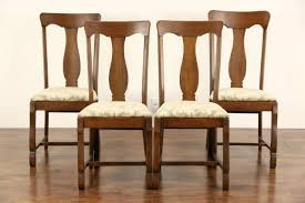 Set Of 4 Antique 1900 Oak Dining Or Game Table Chairs New Brown Club ... Tiger Oak Fniture Antique 1900 S Tiger Oak Round Pedestal With Ding Chairs French Gothic Set 6 Wood Leather 4 Victorian Pressed Spindle Back Circa Room 1900s For Sale At Pamono Antique Ding Chairs Of Eight Chippendale Style Mahogany 10 Arts Crafts Seats C1900 Glagow Antiques Atlas Edwardian Queen Anne Revival Table 8 Early Sets 001940s Extendable With Ball Claw Feet Idenfication Guide