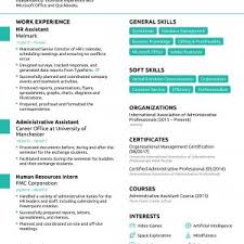 Sample Resume For Administrative Assistant New 2018 Guide Amp