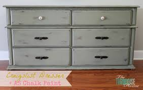 I Got 25 Lighters On My Dresser by Craigslist Dresser Makeover With Annie Sloan Chalk Paint The