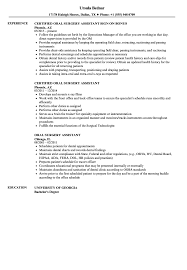 Oral Surgery Assistant Resume Samples | Velvet Jobs Entry Level Dental Assistant Resume Fresh 52 New Release Pics Of How To Become A 10 Dental Assisting Resume Samples Proposal 7 Objective Statement Business Assistant Sample Complete Guide 20 Examples By Real People Rumes Skills Registered Skills For Sample Examples Template