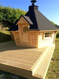 100 Log Cabin Extensions 10m Sloping Wall Grill Carr Bank Garden Centre Pet Supplies