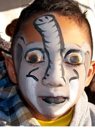 Bronx Zoo Halloween 2014 by Elephant Face Painting Gallery U2014 Run For The Wild At The Bronx Zoo