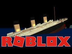 Titanic Sinking Simulator Escape Mode by Forever Frozen In Time Roblox Roblox Pinterest Titanic And