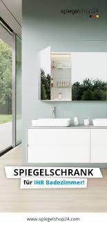 badspiegelschrank spiegelschrank beleuchtet nach maß