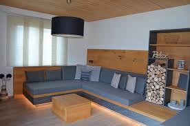 tischlerei buchauer wohnzimmer in eiche geölt kombiniert