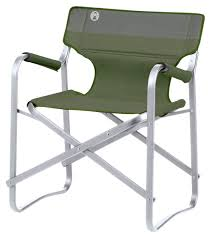 Coleman Lightweight Alloy Framed Camping Deck Chair - Green ... Amazoncom Coleman Outpost Breeze Portable Folding Deck Chair With Camping High Back Seat Garden Festivals Beach Lweight Green Khakigreen Amazon Is Ready For Season With This Oneday Sale Coleman Chair Flat Fold Steel Deck Chairs Chair Table Light Discount Top 23 Inspirational Steel Fernando Rees Outdoor Simple Kgpin Campfire Mini Plastic Wooden Fabric Metal Shop 000293 Coleman Deck Wtable Free Find More Side Table For Sale At Up To 90 Off Lovely