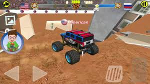 Truck Wars America VS Russia - Free Monster Truck Games For Android ... Monster Truck Destruction Pc Review Chalgyrs Game Room Racing Ultimate Free Download Of Android Version M 3d Party Ideas At Birthday In A Box 4x4 Derby Destruction Simulator 2 Eaging Zombie Games 14 Maxresdefault Paper Crafts 10 Facts About The Tour Free Play Car Trucks Miniclip Online Youtube For Kids Apk Download Educational Game Amazoncom Appstore Impossible Tricky Tracks Stunts