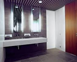 Modern Bathroom With LED Lighting - Good Vanity Lighting Ideas ... Bathroom Picture Ideas Awesome Master With Hardwood Vanity Lighting And Design Tips Apartment Therapy Menards Wattage Lights Fixtures Lowes Nickel Lamp Home Designs Bronze Light Mirrors White Double Delightful Two For And Black Wall Modern Model Example In Germany Salt Lamps Photos Houzz Satin Rustic Style Exquisite Fixture Your House Decor