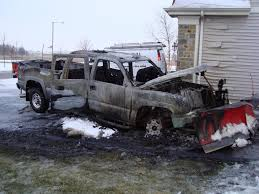 100 Burnt Truck Burned To The Ground Diesel Place Chevrolet And GMC Diesel