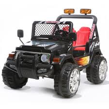 Battery Powered - 12V 2 Seater Kids 4x4 Electric Truck - Black ... White Ricco Licensed Ford Ranger 4x4 Kids Electric Ride On Car With Fire Truck In Yellow On 12v Train Engine Blue Plus Pedal Coal 12v Jeep Style Battery Powered W Girls Power Wheels 2 Toy 2019 Spider Racer Rideon Car Toys Electric Truck For Kids Vw Amarok Black Rideon Toys 4 U Ford Ranger Premium Upgraded 24v Wheel Drive Motors 6v 22995 New Children Boys Rock Crawler Auto Interesting Sporty W Remote Tonka Ride On Mighty Dump Youtube