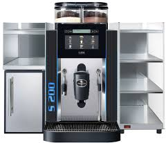Rex Royal S200 Commercial Automatic Coffee Machine Simply The Best