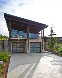 Garage With Apartments by Garage Apartments Plans Garage Contemporary With Alpine Modern