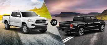 2017 Toyota Tacoma SR5 Vs 2017 Toyota Tacoma TRD Sport New 2018 Toyota Tacoma Trd Sport Double Cab In Elmhurst Offroad Review Gear Patrol Off Road What You Need To Know Dublin 8089 Preowned Sport 35l V6 4x4 Truck An Apocalypseproof Pickup 5 Bed Ford F150 Svt Raptor Vs Tundra Pro Carstory Blog The 2017 Is Bro We All Need Unveils Signaling Fresh For 2015 Reader