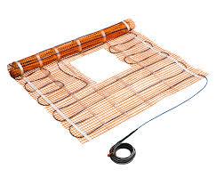 electric floor heating heated tile floor tile heating