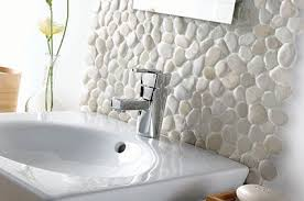 Sliced Pebble Tiles Uk by River Pebbles Tiles Walls And Floors