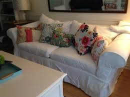 Rowe Nantucket Sleeper Sofa by Rowe Carmel Sofa Slipcover