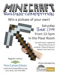 Librarified  A Minecraft building petition my library