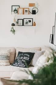 Living Room Makeovers Uk by Scandi Boho Living Room Makeover Reveal In A New Build Property