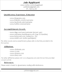 Hobbies And Interests In Resume