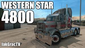 American Truck Simulator - Western Star 4800 - YouTube Truck Center Caps West Star Whosale Trucking Western Trucks Pinterest Star Trucks Aurizon Concern On Sell Off The North Truck Poll Truckersreportcom Forum 1 Cdl At The 2014 Mid America Show Fleet Owner Acrylic Cap 6015 Rodeo Hotel And Casino In Jackpot Nv Youtube New Pictures