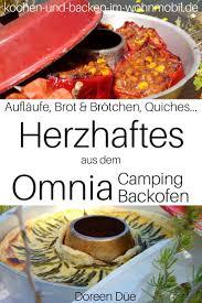 omnia rezepte für den omnia backofen für wohnmobil caravan