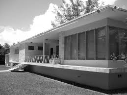100 Miami Modern 6161 MILLER RD Built 1954 This Is One Of My F Flickr