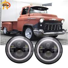 For CHEVY GMC PICKUP 1947-1957 2Pcs 7 Inch LED Headlight DRL Light ... 1947 Gmc Coe Snub Nose Cool Rat Rod Obo For Sale Autabuycom 12 Ton Pickup Berlin Motors For Classiccarscom Cc899880 Sale 79150 Mcg 6066 Chevy And 4x4s Gone Wild Page 4 The Present Chevrolet 1948 1949 1950 1952 1953 1954 1955 Dashboard Components 194753 Truck Classics On Autotrader Drw 1 Print Image Pickup Pinterest 3500 Stingray Stock C457 Near Sarasota Fl