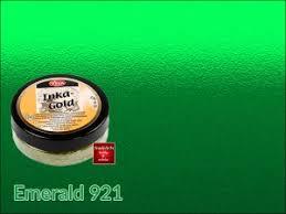 Viva Decor Inka Gold Emerald by Viva Inka Gold Metaliczne Farby Zdobnicze W Kremie 28 Sklep