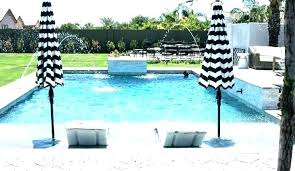 Water Lounge Chairs In Pool Furniture