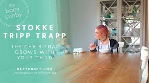 Stokke High Chair Tray by Stokke Tripp Trapp High Chair Youtube