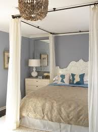 Blackout Canopy Bed Curtains by Dp Spi Bed Curtains S Rend Hgtvcom Surripui Net
