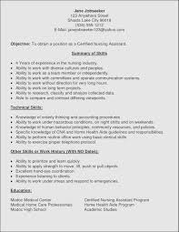 Sample Resume For No Experience Nurses Inspirational Best Solutions Of Clinical Nurse Consultant Cna