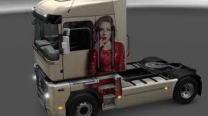 Scarlett Johansson Semi Truck Skin For Euro Truck Sim 2 (By ... I Played A Truck Simulator Video Game For 30 Hours And Have Never Euro Semi Robocraft Garage Challenge App Ranking Store Data Annie Worldofmodscom Mods Games With Automatic Installation Page 597 18wheeler Drag Racing Cool Semi Truck Image Search Results 2 Cargo Collection Addon Steam Cd Key Farming 2013 Peterbilt Dump Hauling Trailer In Gta 5 Gaurdian Ih Transtar V10 Truck Ls17 2015 15 Mod Wwe 164 Scale Diecast Undtaker Semitruck Toys Games