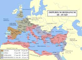 Where Did The Lusitania Sunk Map by Bust Of Nero Biblical Archaeology In Rome Bible History Online