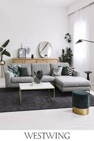 moderne wohnzimmermöbel zum verlieben zuhause dekoration