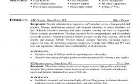 Bilingual Receptionist Resume Examples Best Of Sample Example