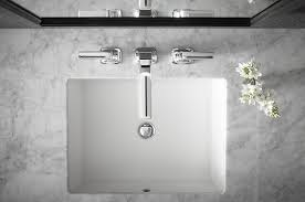 Kohler Verticyl Rectangle Undermount Sink by Kohler K 2882 0 Verticyl Rectangle Undercounter Bathroom Sink