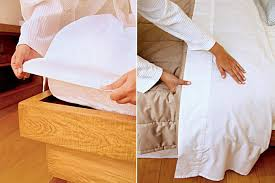 4 types of sheets for a comfy bed rl