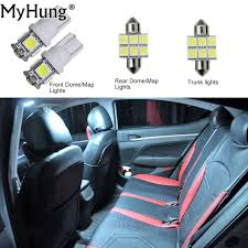 for toyota prius camry convenience bulbs car led interior light