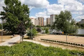 100 Contemporary Housing Warsaw Poland July 02 2019 Housing Estate