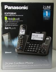 Panasonic KX-TG9541 Cordless Phone With Link-to-Cell Review – The ... Panasonic Kxudt131 Sip Dect Cordless Rugged Phone Phones Constant Contact Kxta824 Telephone System Kxtca185 Ip Handset From 11289 Pmc Telecom Kxtgp 550 Quad Ligo How To Use Call Forwarding On Your Voip Or Digital Kxtg785sk 60 5handset Amazoncom Kxtpa50 Communication Solutions Product Image Gallery Kxncp500 Pure Ippbx Platform Lcot4 Kxhdv130 2line