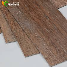 China Waterproof Scratch Proof Fireproof PVC Vinyl Flooring For Ce