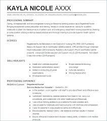 Emergency Department Nurse Job Description Nursing Resume Examples Samples A 9 Best Images On Er