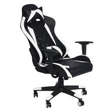 KARMAS PRODUCT Computer Gaming Chair Office Desk Chairs Ergonomic Game  Chairs 360°Swivel Style High Back For Great Support Black White Office Chairs A Great Selection Of Custom Import And Sleek Chair With Chrome Base By Coaster At Dunk Bright Fniture Amazoncom Sdywsllye Teacher Chaise Gamers Swivel Great Budget Office Chairs Best Computer For We Sell In Cdition 100 Junk Mail Task Race Car Seat Design Prime Brothers Chair Herman Miller Mirra Colour Blue Fog Blue Hydraulic Wheeled Aveya Black Racing Study The Aeron Faces A New Challenger Steelcases