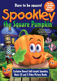 Pumpkin Books For Toddlers by Amazon Com Spookley The Square Pumpkin Dvd Cd Set Sonja Ball