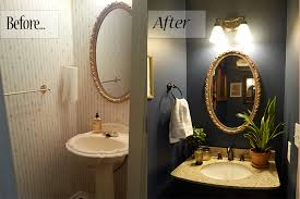 Small Bathroom Pictures Before And After by Before And After Small Bathroom Remodel Pictures Before And After