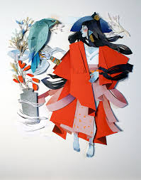 Paper Artworks By Morgana Wallace Inspiration Grid
