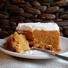 Pumpkin Cake Mix Bars by Pumpkin Crunch U2013 The Perfect Thanksgiving Dessert U2013 Rumbly In My
